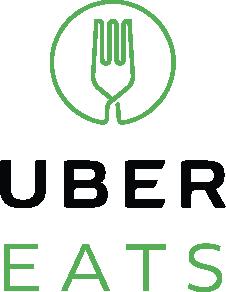 UberEats Logo Mozza